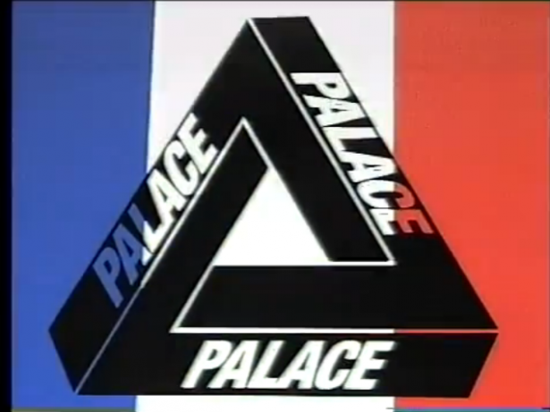 Palace Skateboards in France Tres Trill online now 615x461