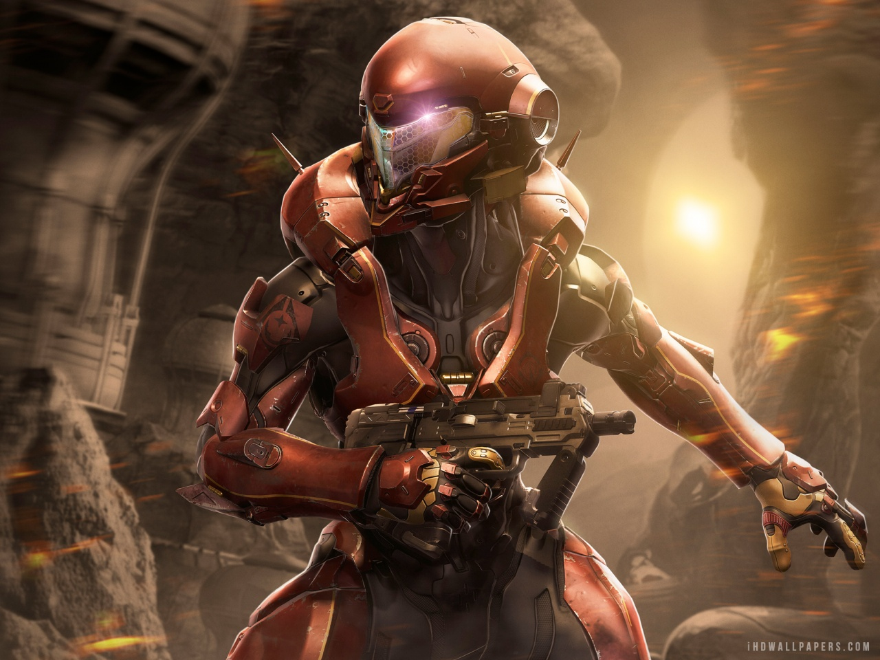 Halo 5 Guardians Olympia Vale HD Wallpaper   iHD Wallpapers 1280x960