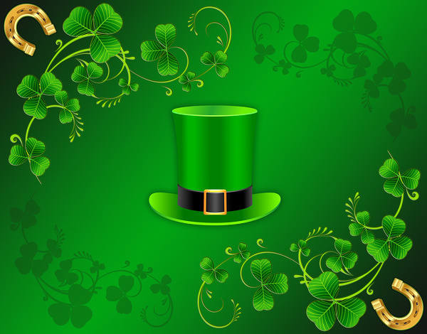 St Patricks Day New Large Wallpaper 600x470