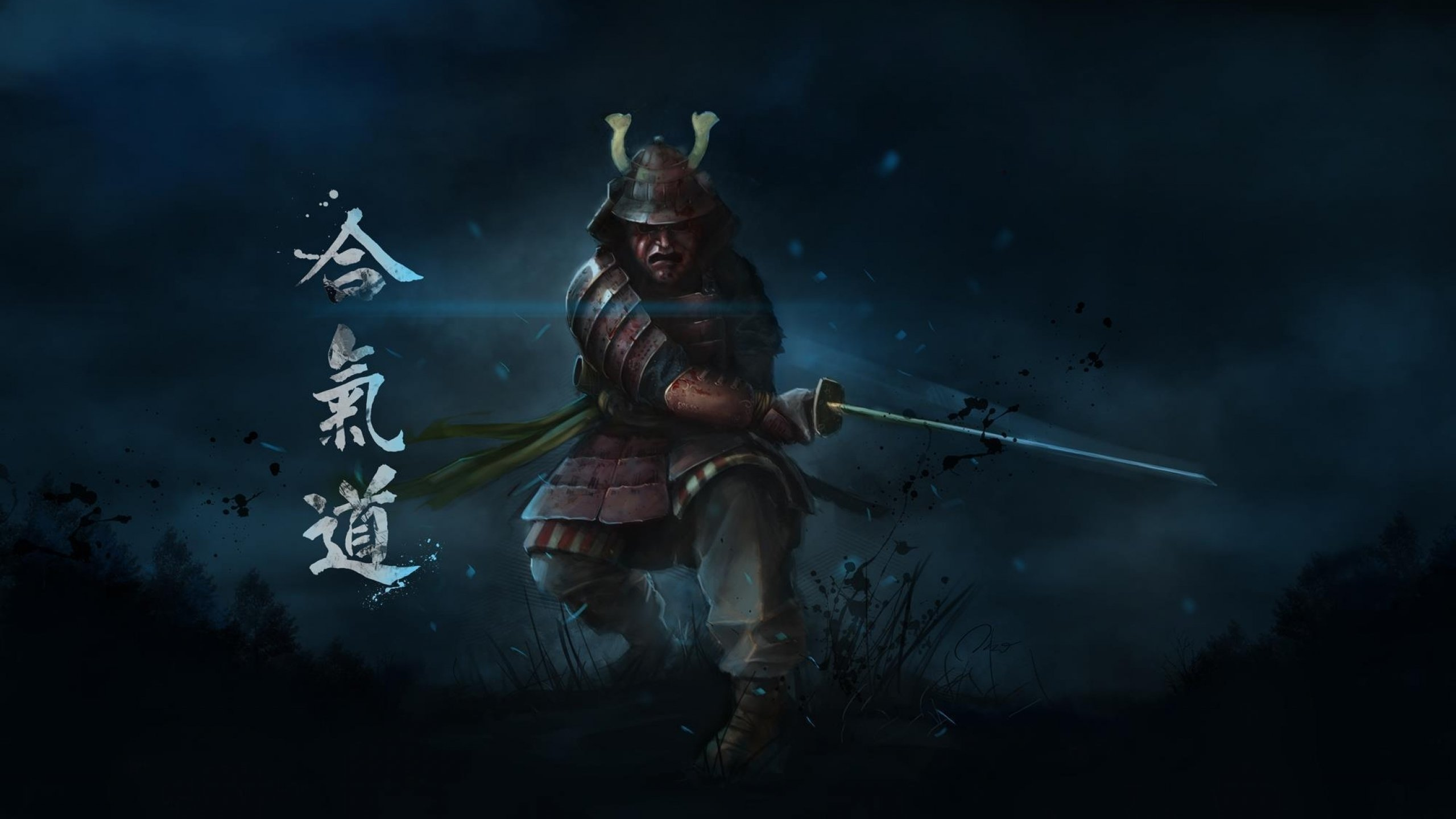 46 Samurai Warrior Wallpaper On Wallpapersafari