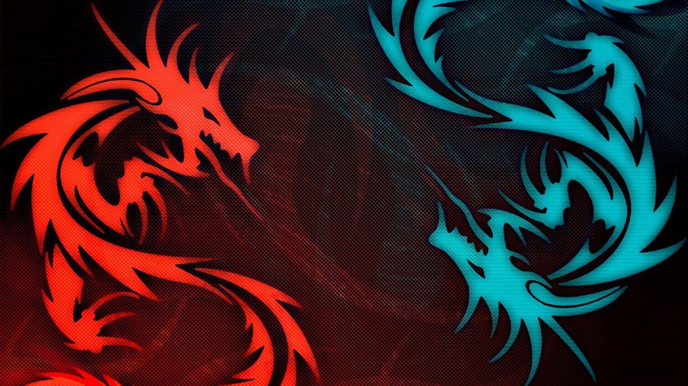 Blue Fire Dragon Download