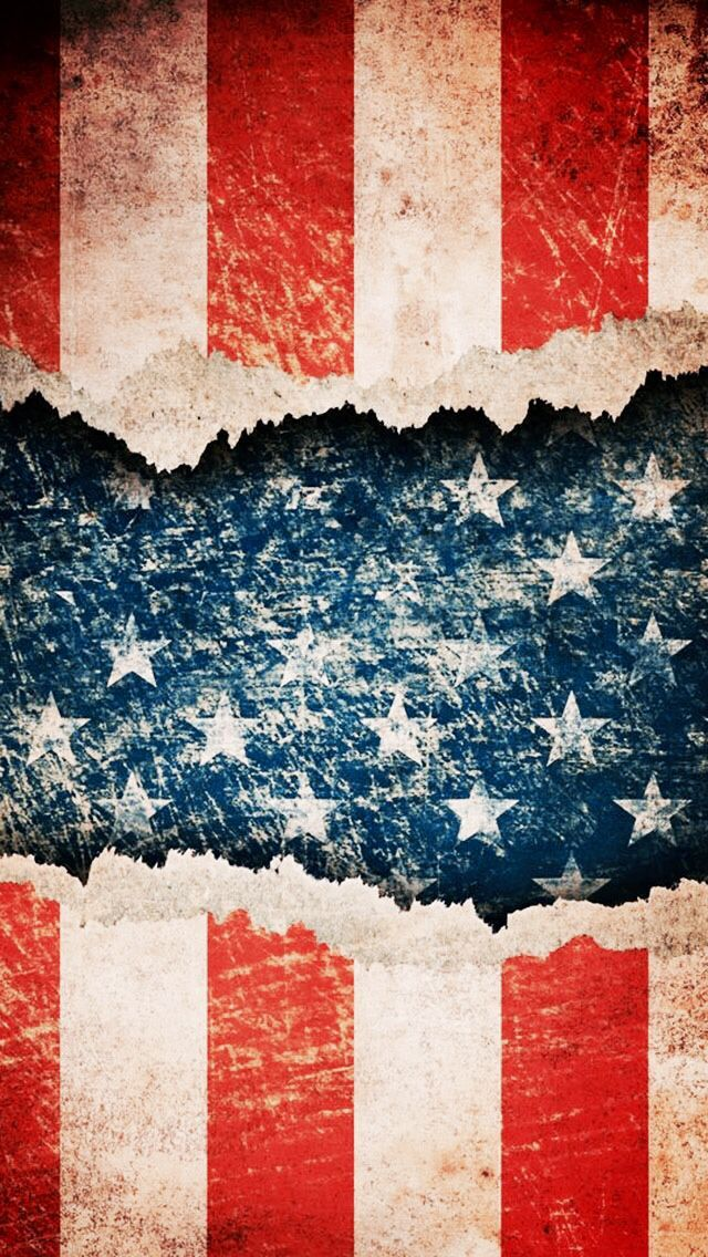 American Flag Wallpaper Best HD Images of American Flag 640x1136