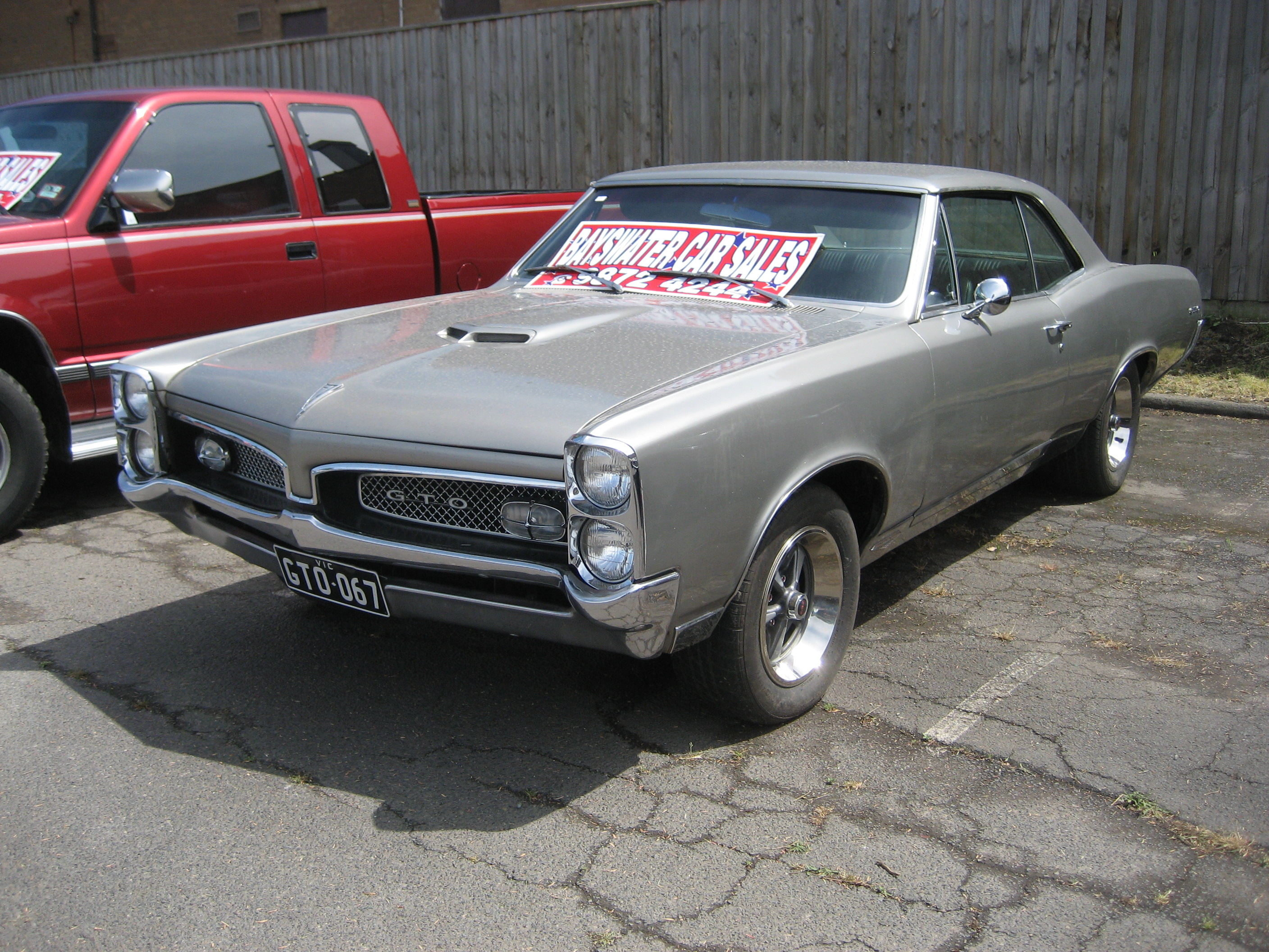 Description 1967 Pontiac GTO Hardtopjpg 2816x2112
