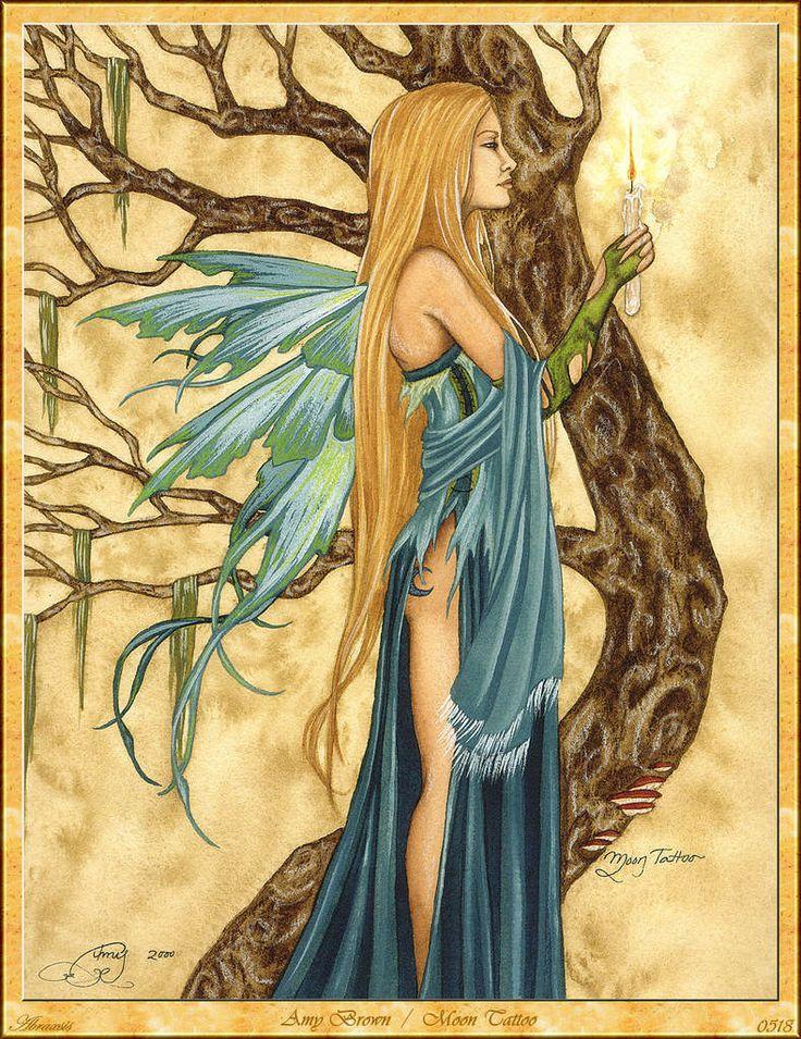 Amy Brown Fairy Wallpaper tattoos Pinterest 736x955