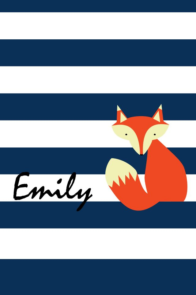 Emily wallpaper My Name Pinterest 640x960