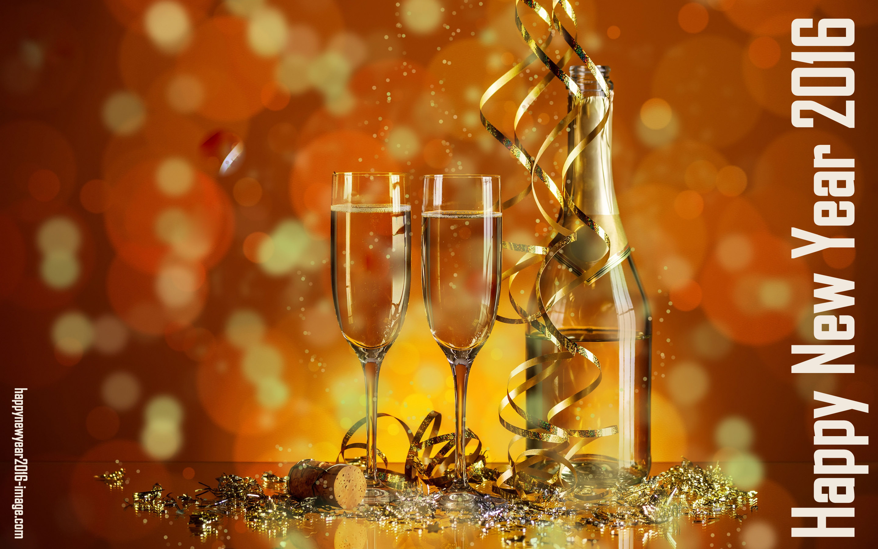 Download 20 Happy New Year 2016 Mobile Wallpapers [ 2880x1800