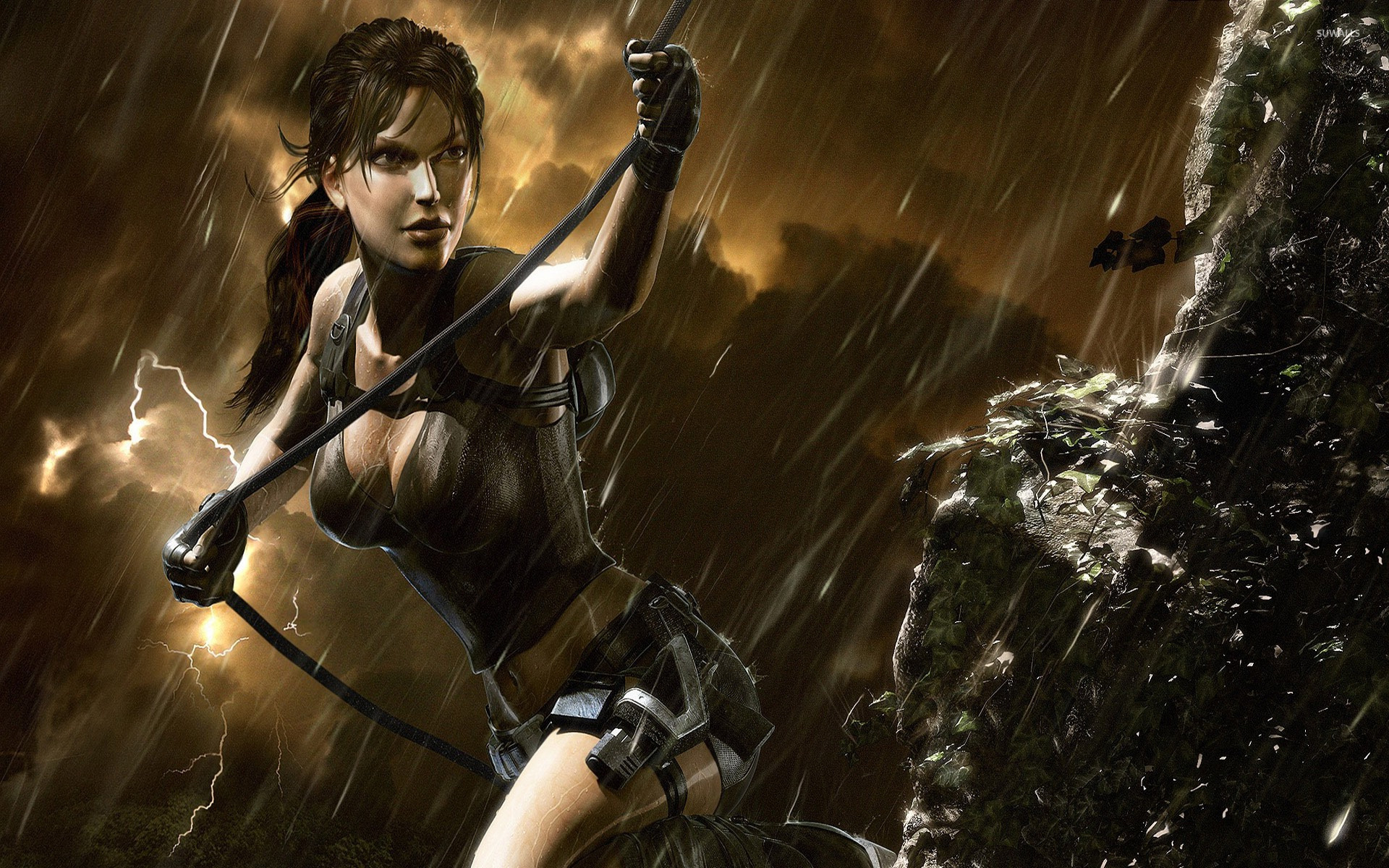 Tomb Raider Underworld Wallpaper