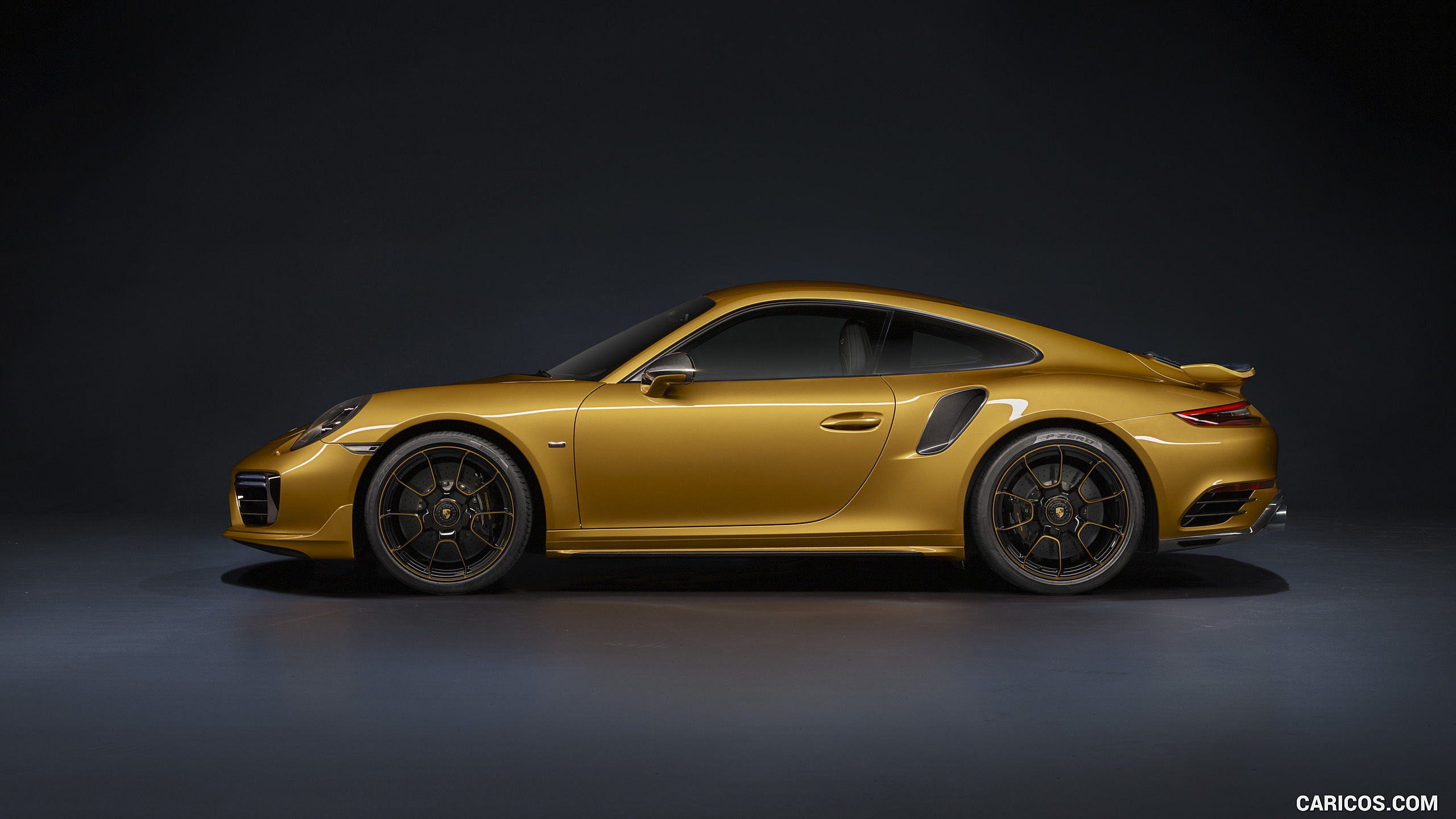 2018 Porsche 911 Turbo S Exclusive Series   Side HD Wallpaper 5 2560x1440