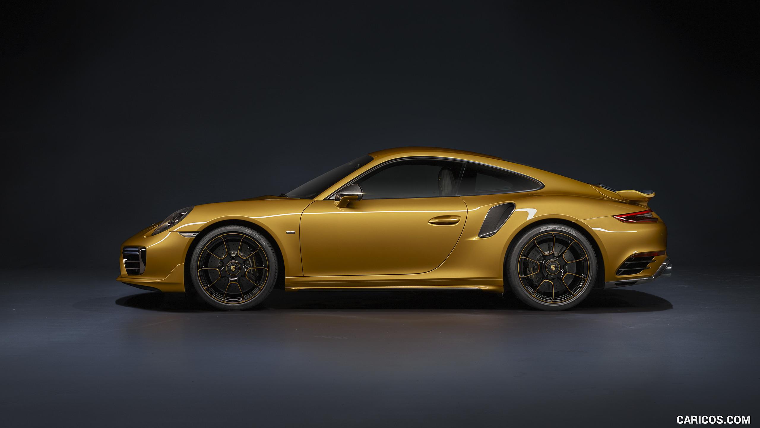 2018 Porsche 911 Turbo S Exclusive Series   Side HD Wallpaper 5 2560x1440