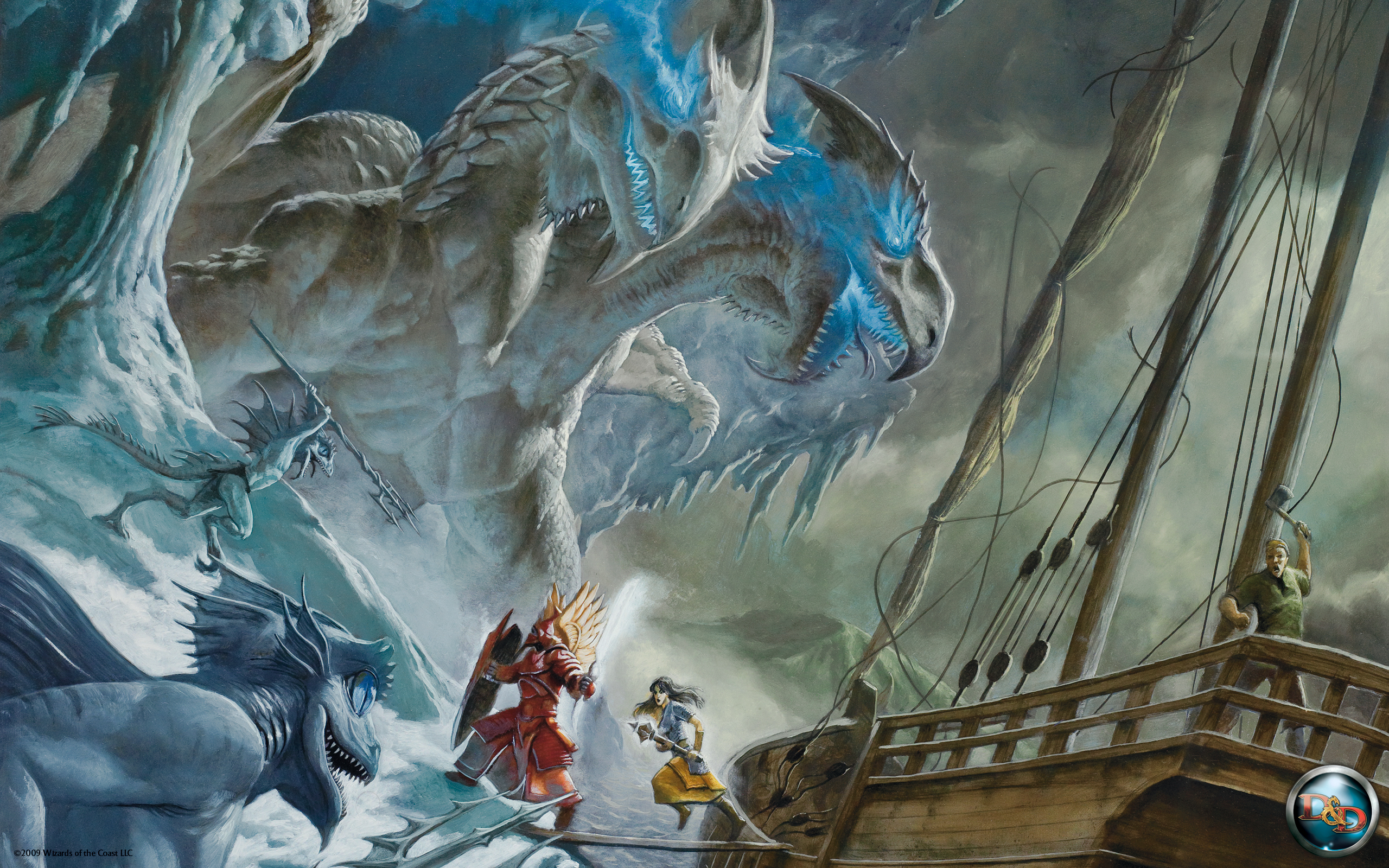 dungeons and dragons Wallpaper Background 50008 2560x1600