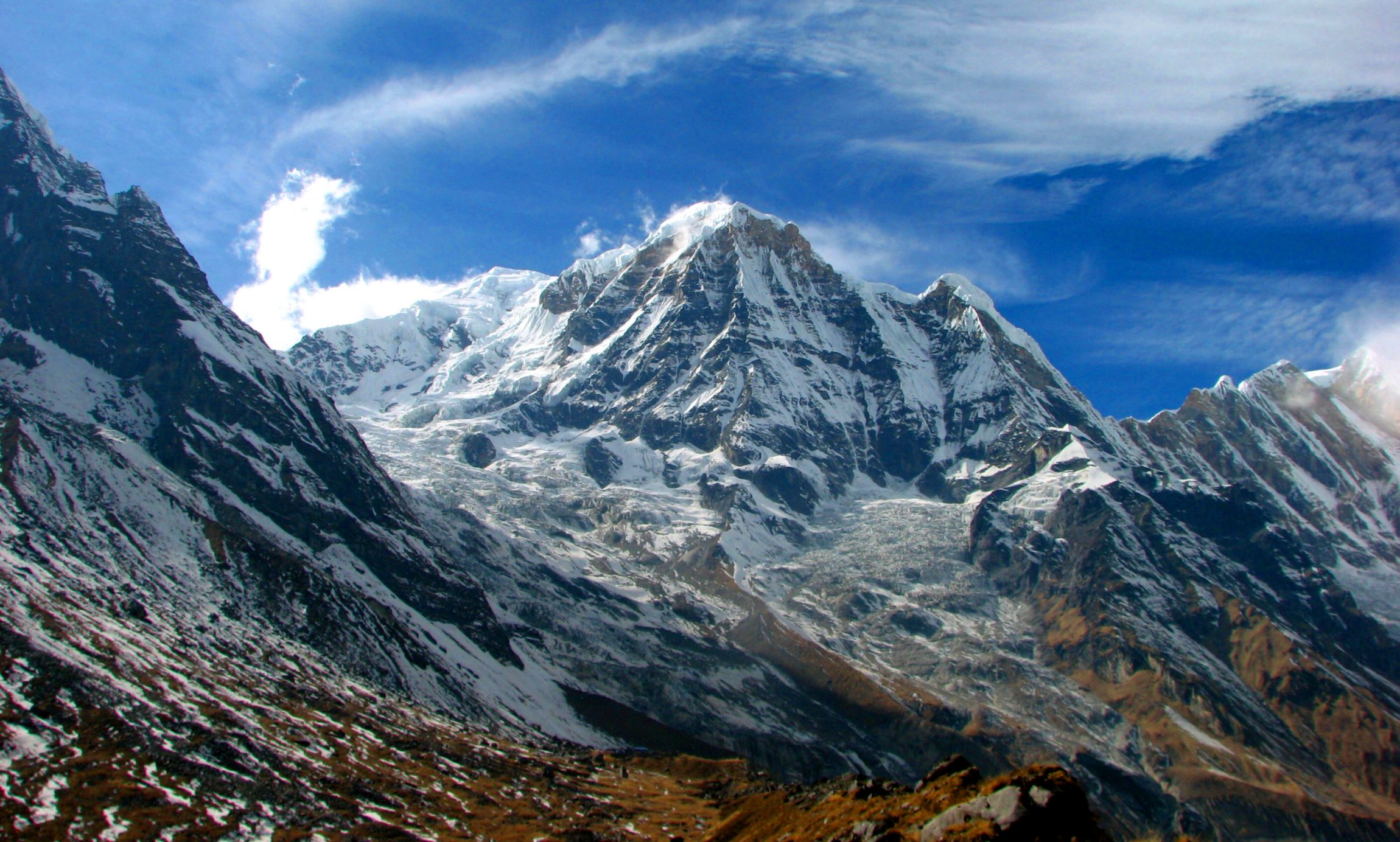 4 Himalayas HD Wallpapers Backgrounds 2300x1384
