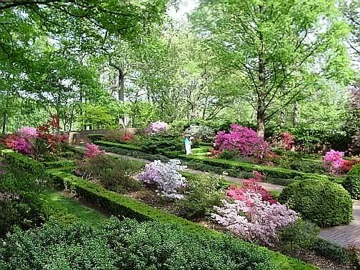 English Gardens Wallpaper - WallpaperSafari
