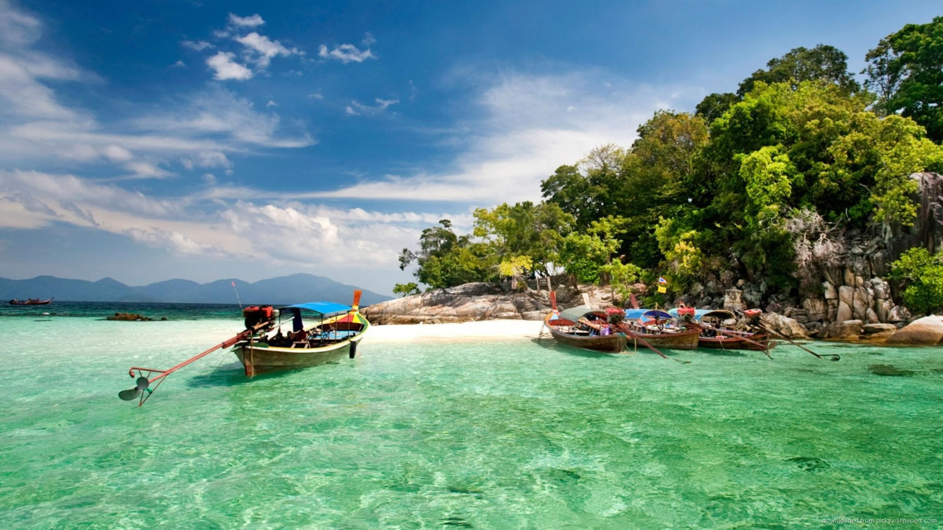 September 8 2015 By Stephen Comments Off on Thailand Beach Wallpaper 1920x1080
