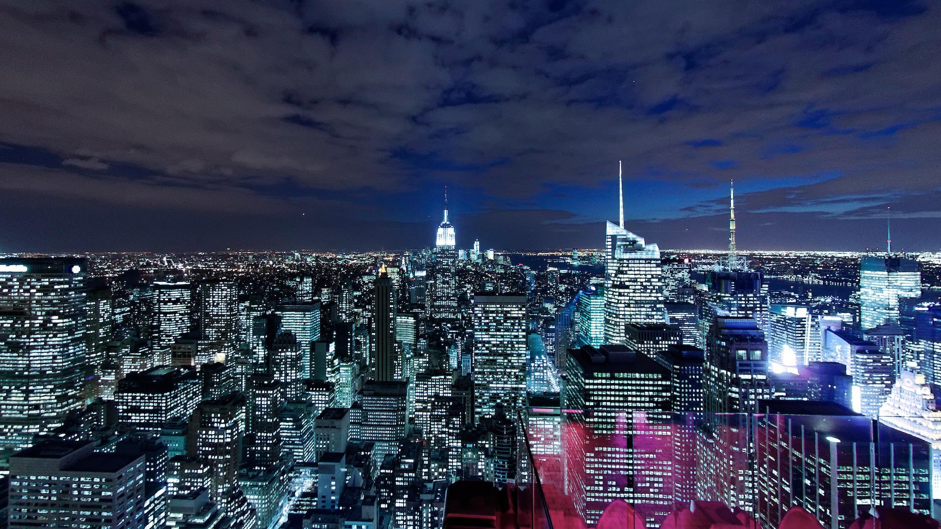 Manhattan At Night HD Walls 1920x1080