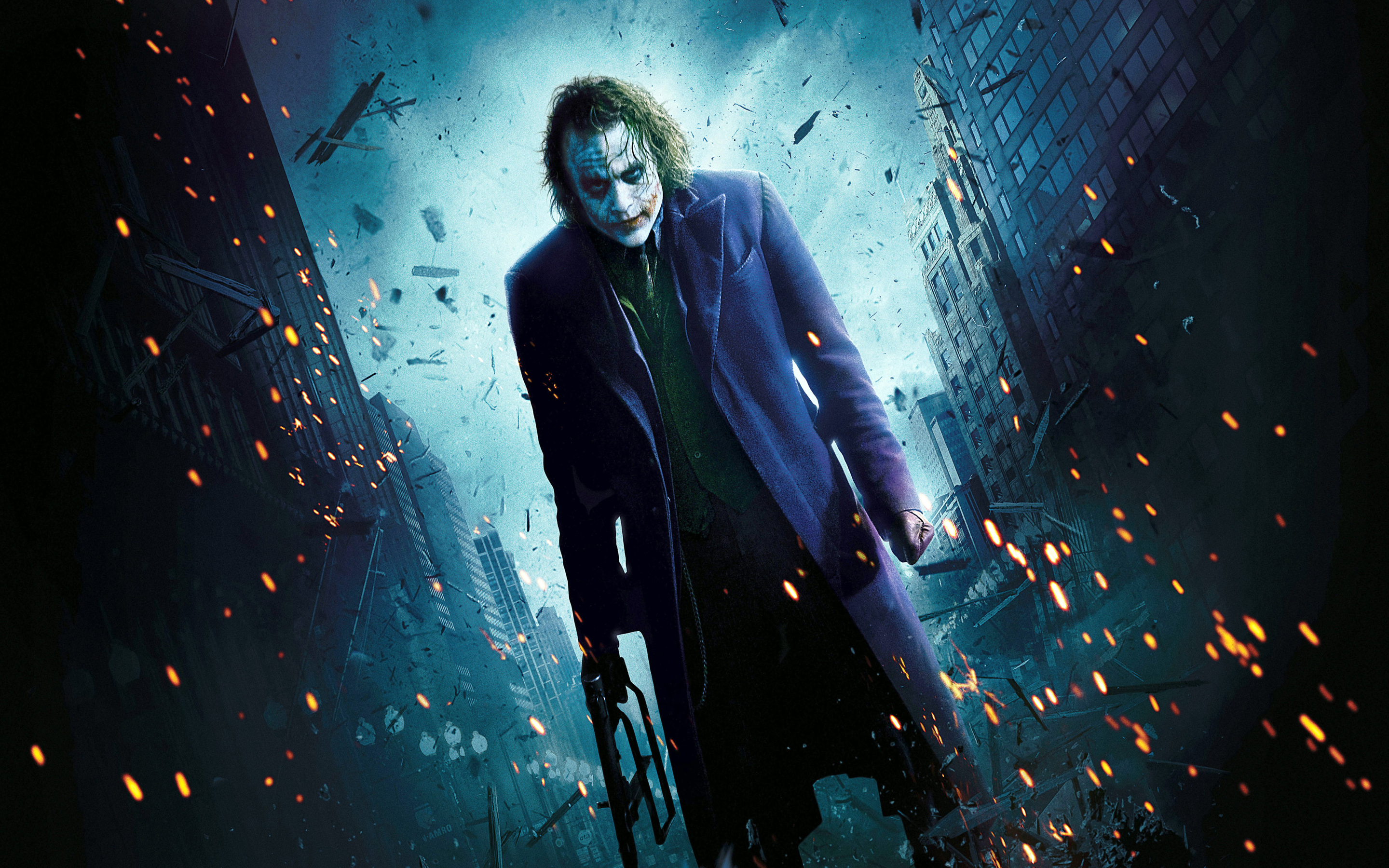 Joker Wallpapers HD Wallpapers 2880x1800