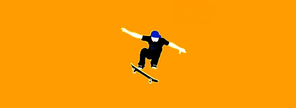 Source URL httpimgarcadecom1skateboard wallpaper 1024x376