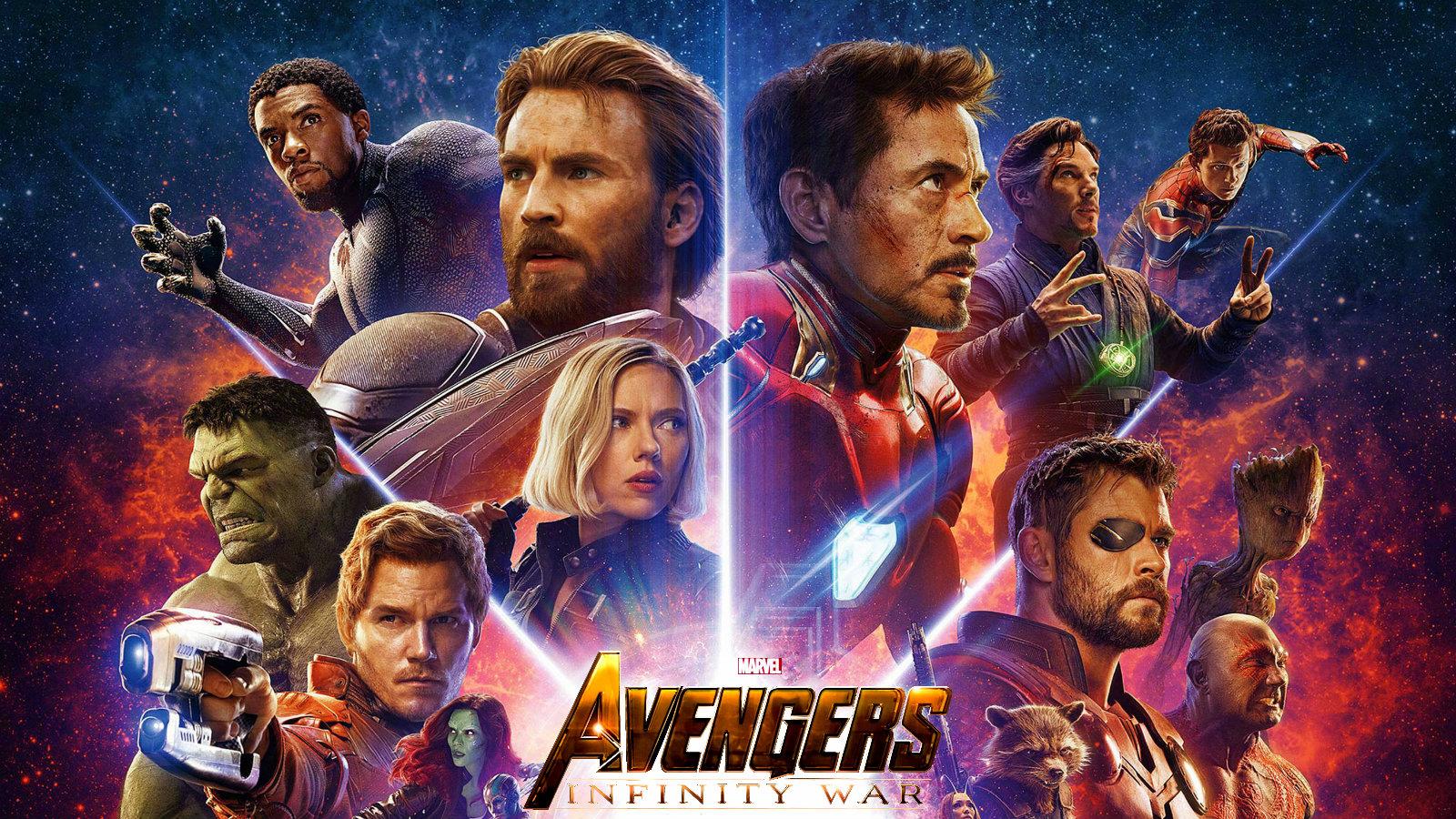 Avengers Infinity War 1 2 images Avengers Infinity War HD 1600x900