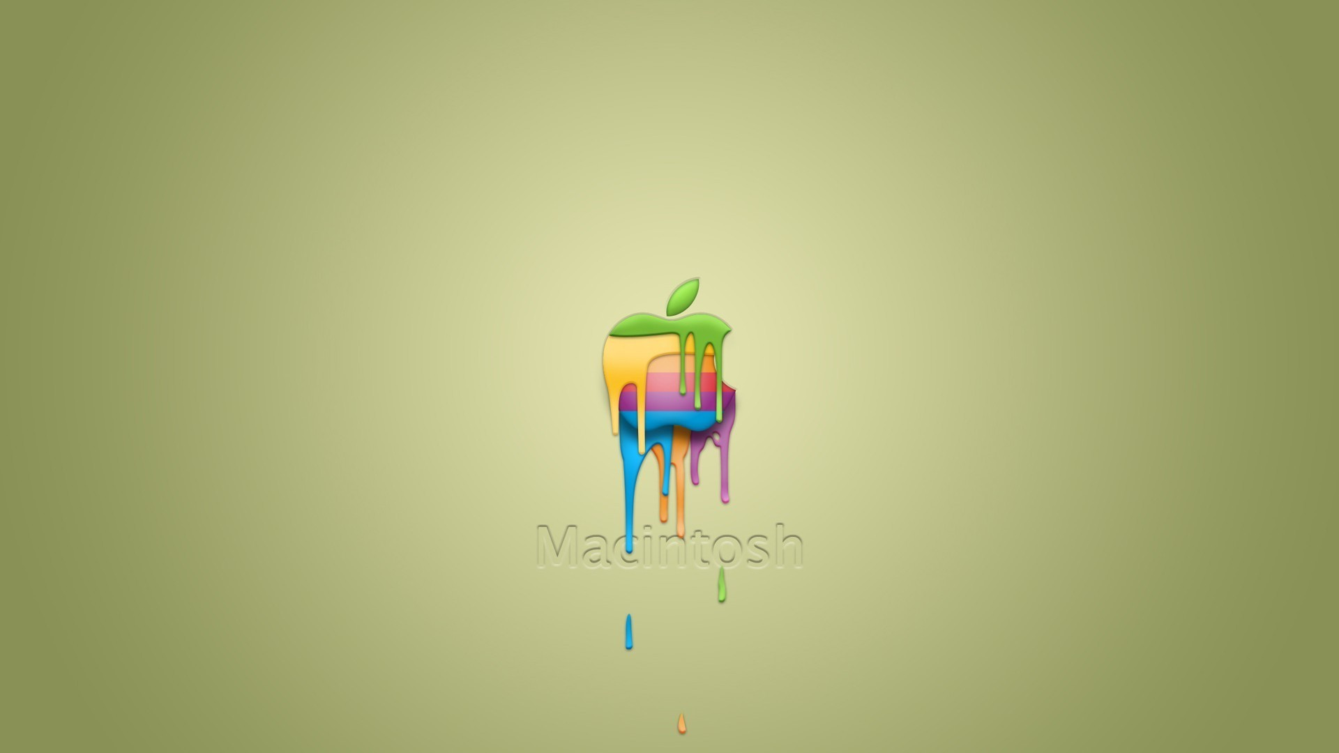 Macintosh paint wallpaper 1320 PC en 1920x1080