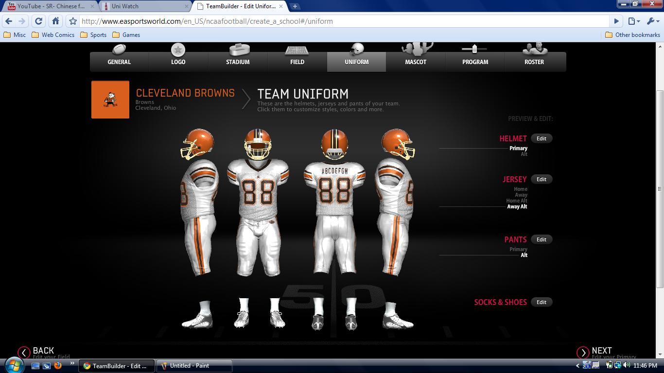 Design Browns Cleveland Crespo Wallpapers For Desktop Backgrounds 1366x768