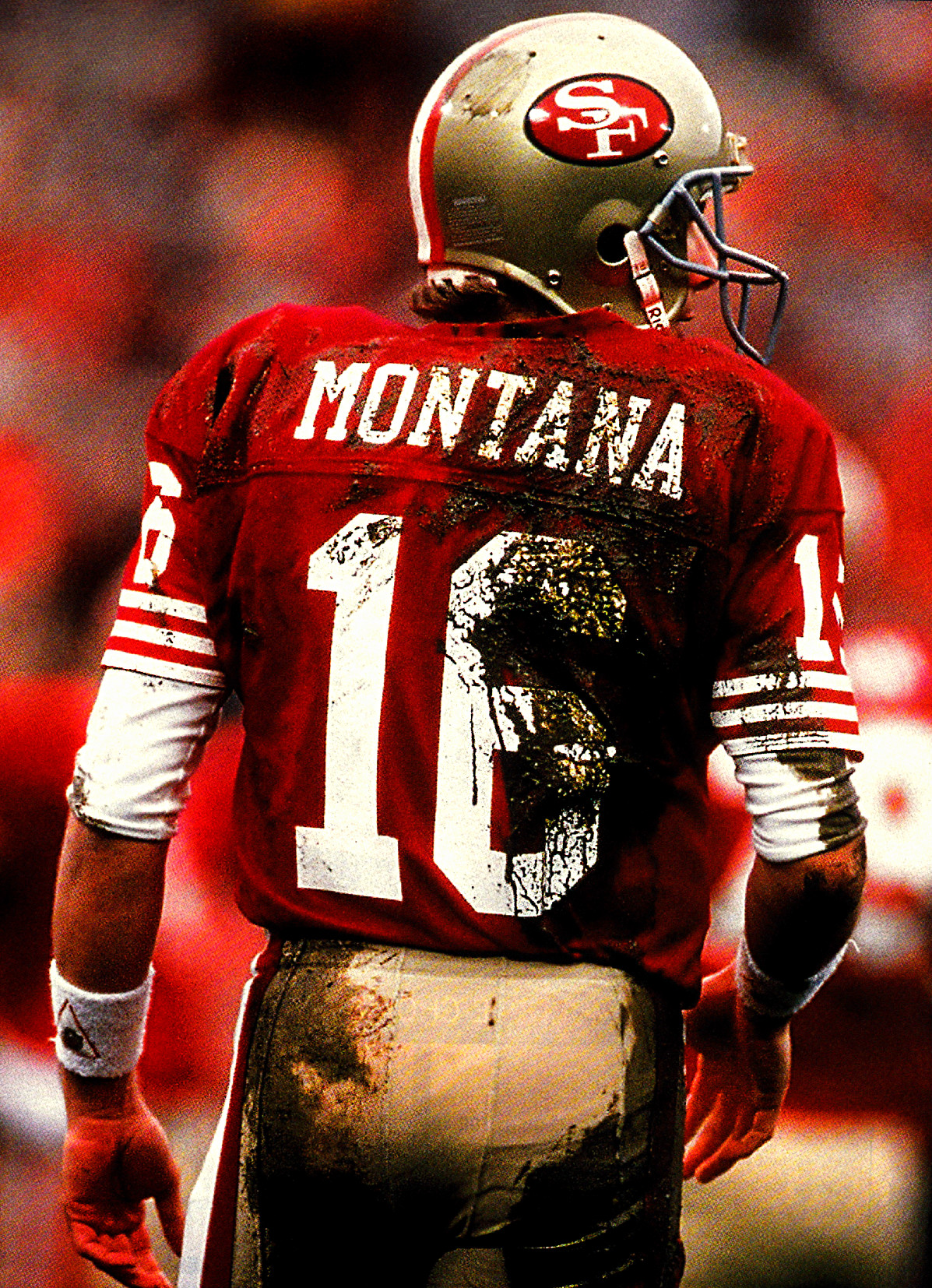 JOE Montana 1980s NFL Pinterest 1197x1654