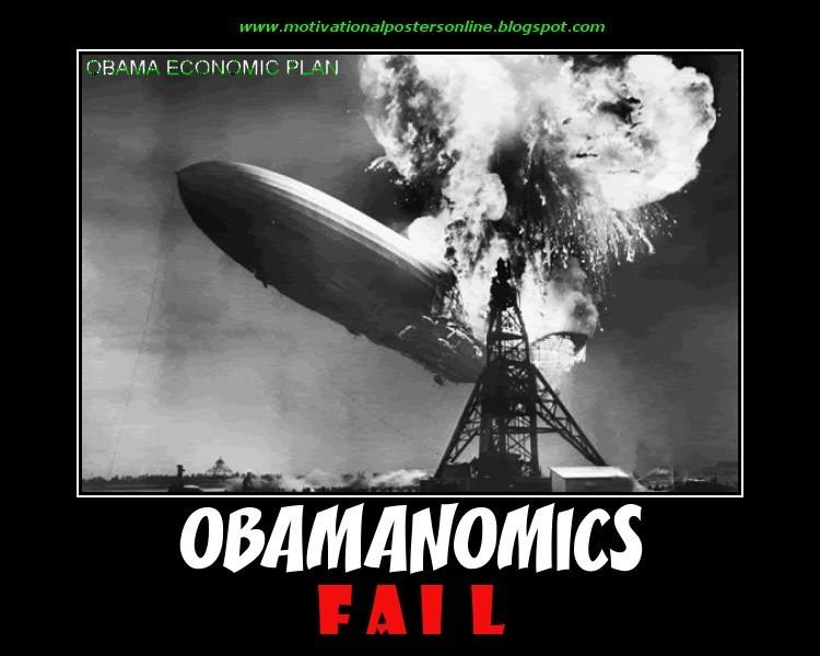 Barack Obama Anti Motivational Posters 750x600