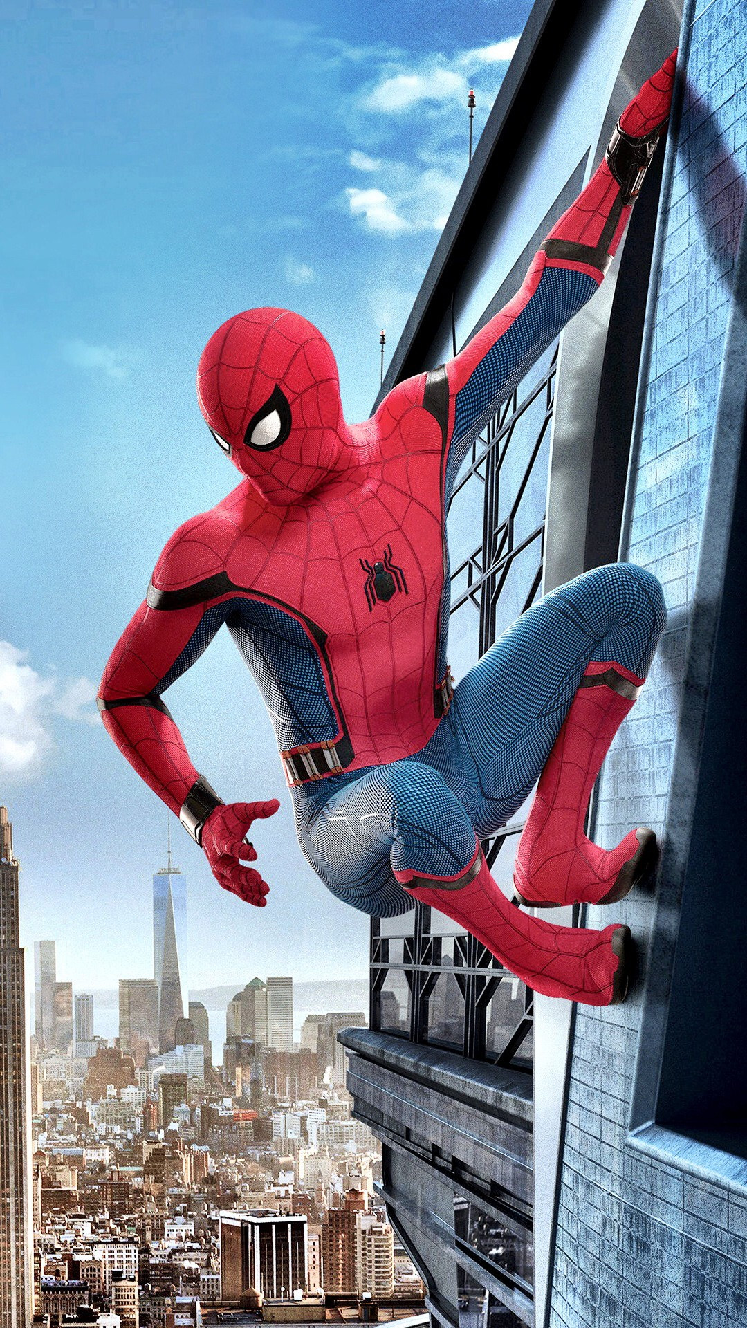 Free Download Spiderman Homecoming Wallpaper Hd