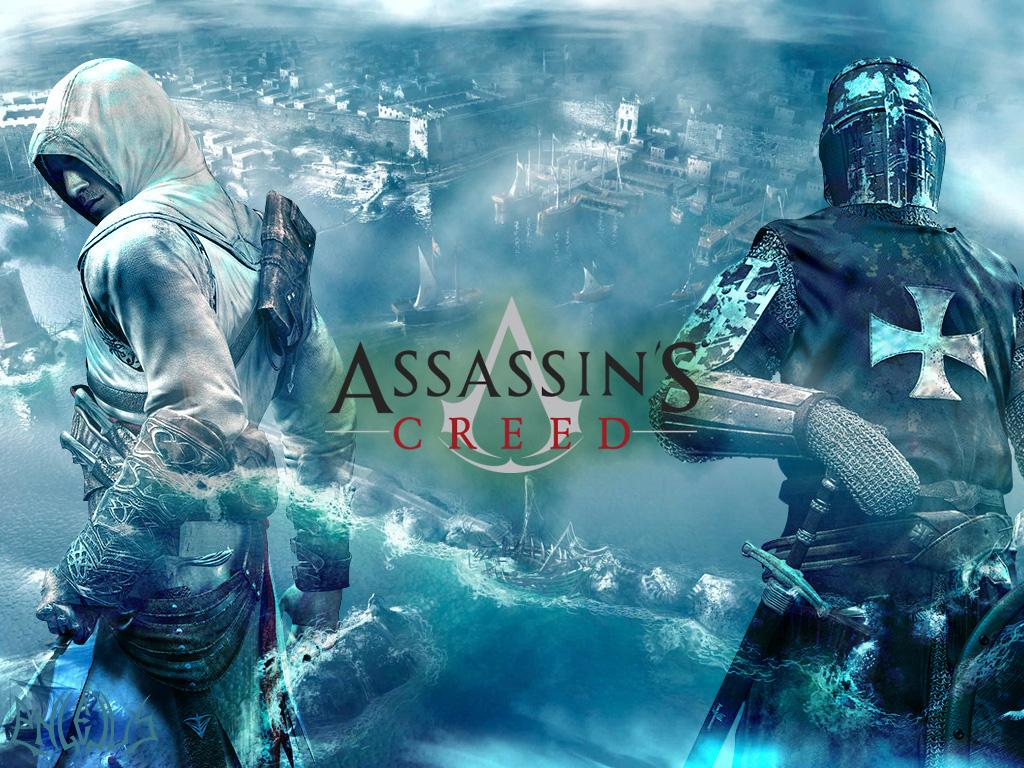 games wallpapers 1 assassins creed 1024x768