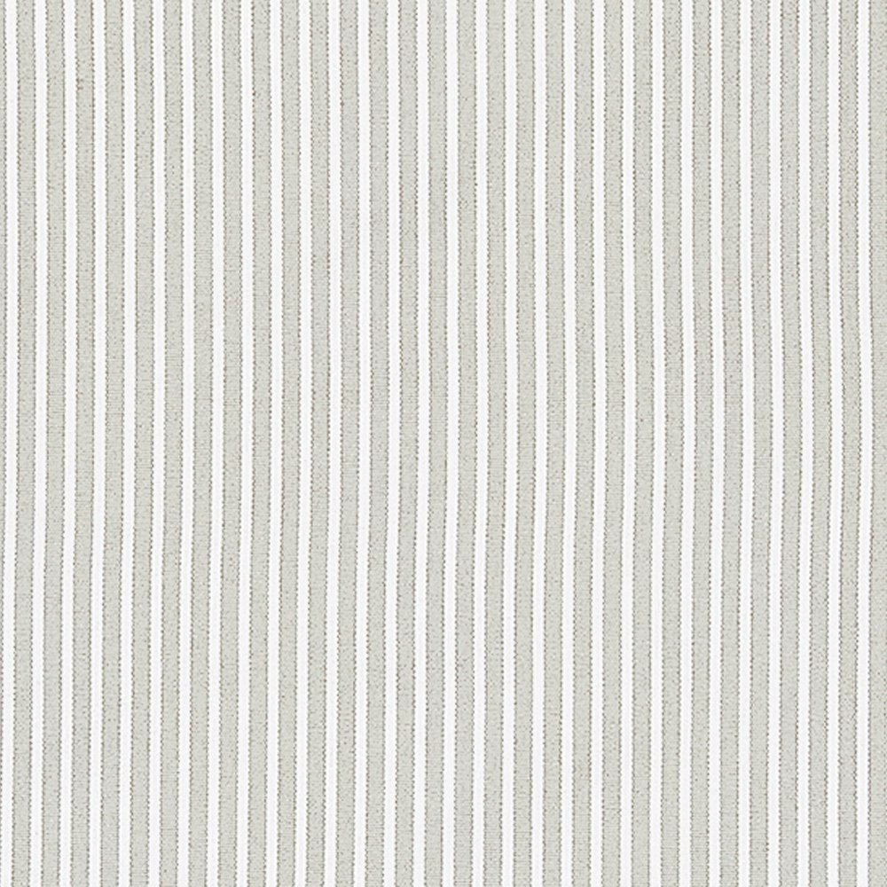 Linum Camargue Grey Stripe Fabric   Linum from eggcup blanket UK 1000x1000