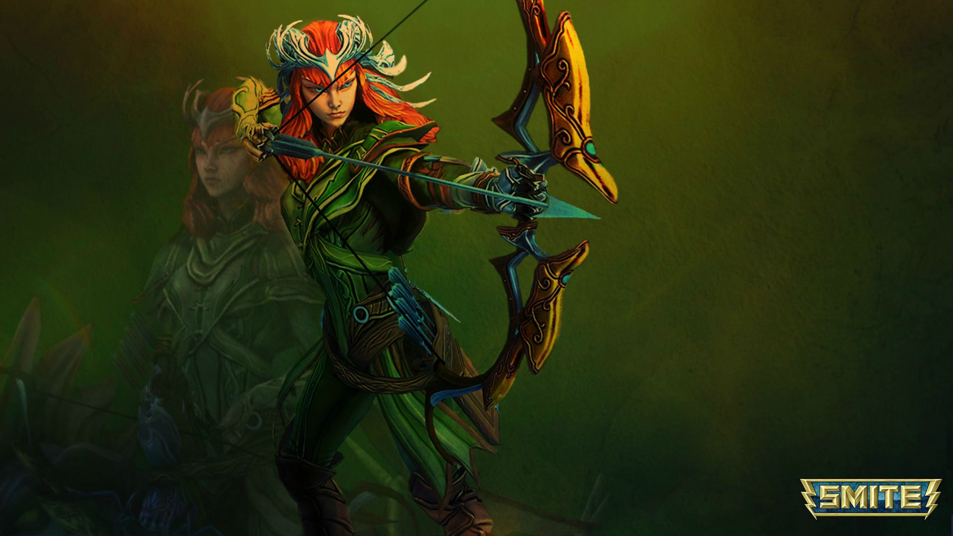 SMITE]   Smite Artwork Vault F4 Gaming 1920x1080