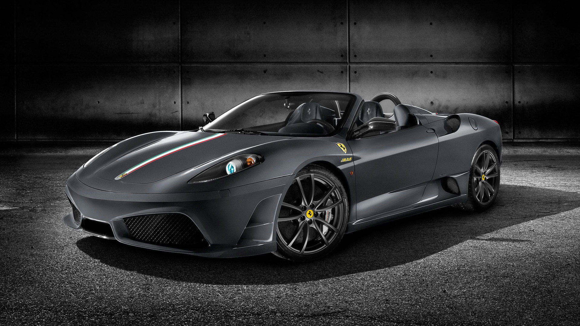 Ferrari Scuderia Spider HDTV 1080p Wallpapers HD Wallpapers 1920x1080