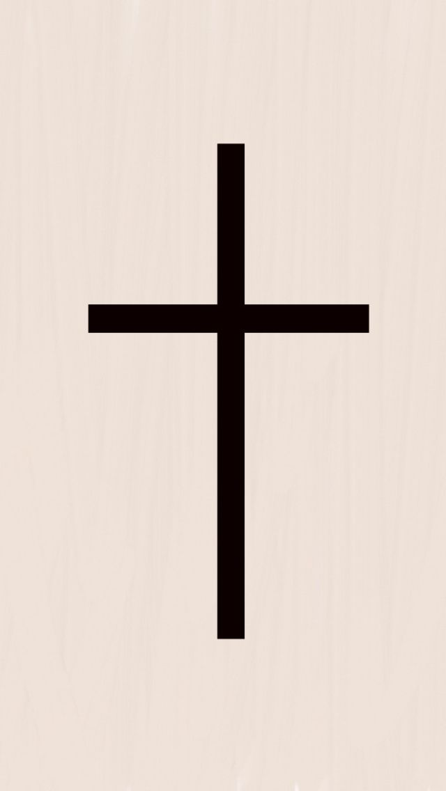 Black Cross Iphone 5 Wallpapers And Backgrounds Pinterest 640x1136