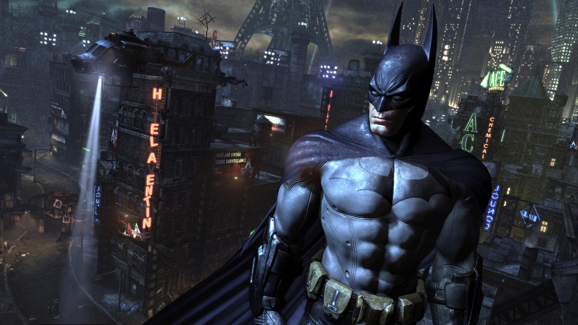 Batman Arkham City HD Wallpapers   HQ Wallpapers   HQ Wallpapers 1920x1080