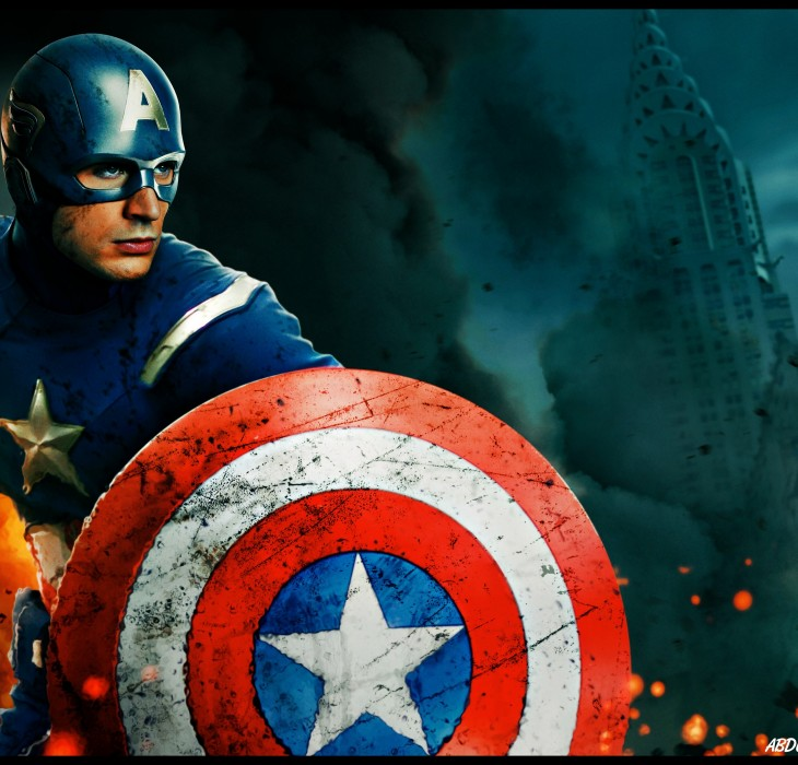 Captain America Avengers Wallpaper High Definition Wallpapers High 730x700