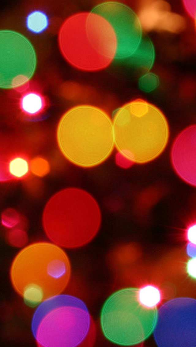 Top 5 Holiday Wallpapers For iPhone iPod Touch In 1136 x 640 [Retina 640x1136