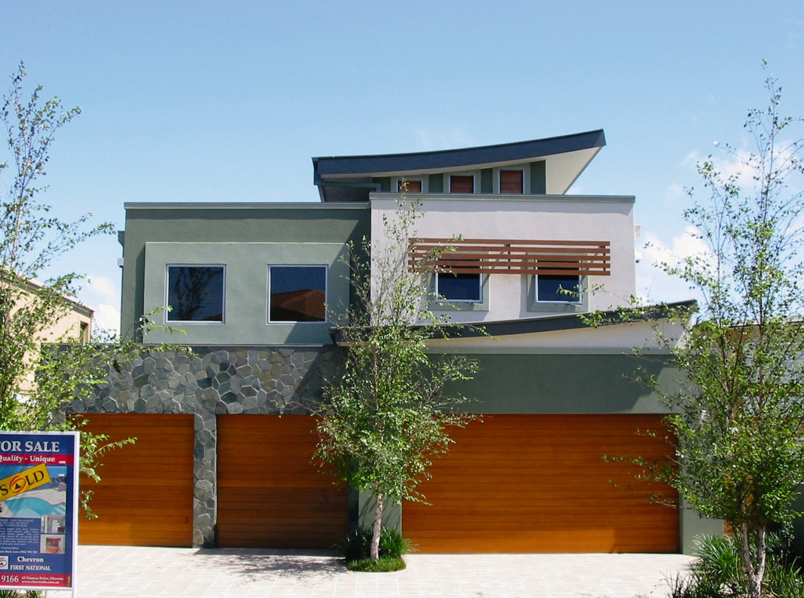 Exterior of two storey units with s   Gallery   1 Trends 2560x1903