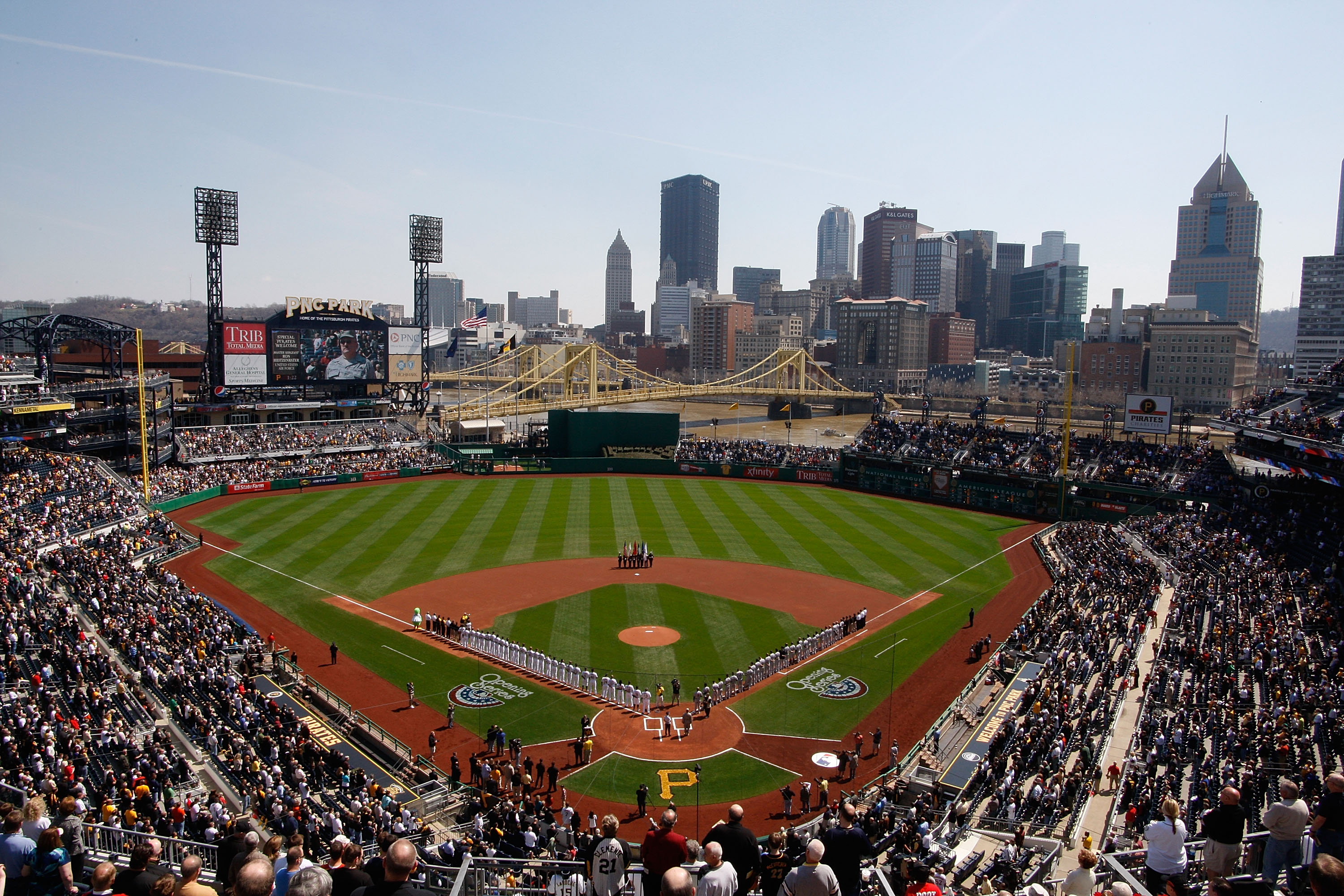 Pnc Park Wallpaper 1920x1080 Wallpapersafari