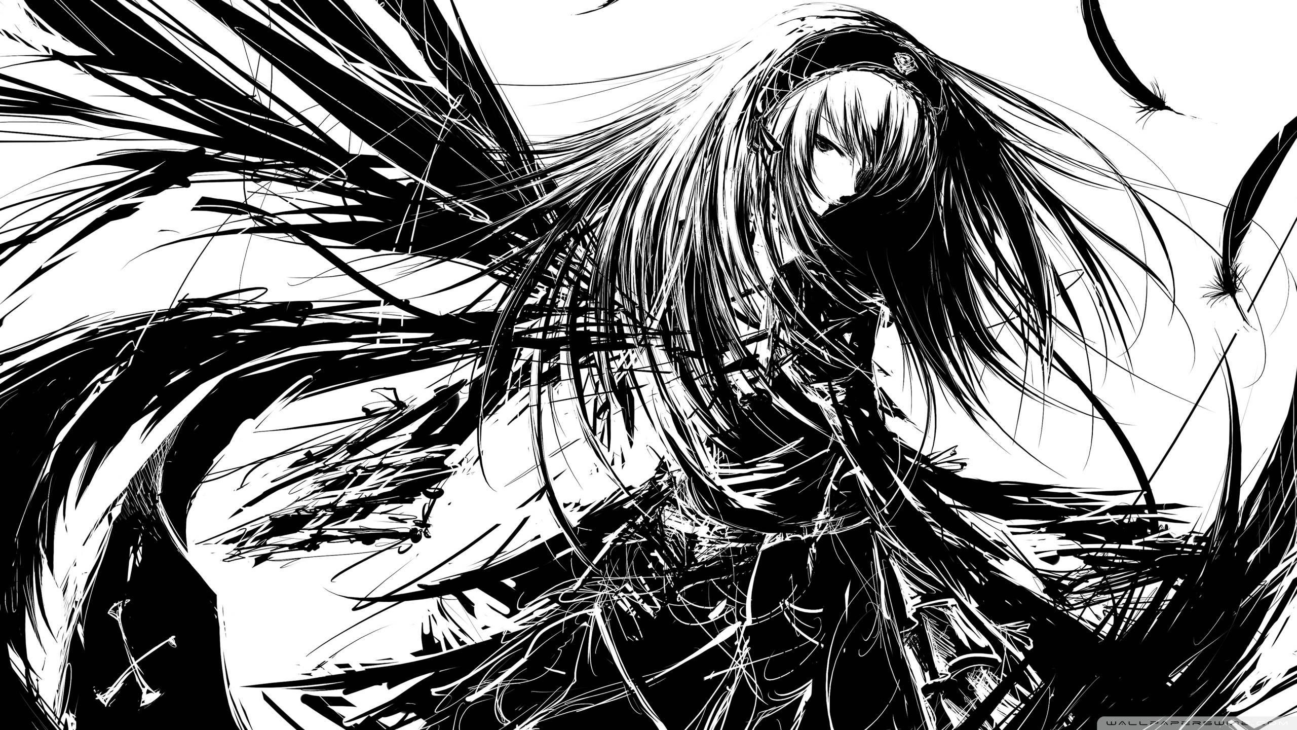Manga Wallpapers 2560x1440