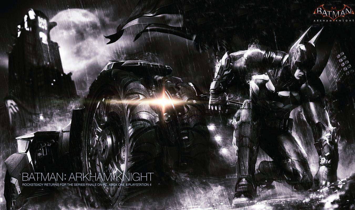 Wallpaper Batman Arkham Knight 11 HD Wallpaper Upload at September 1351x800