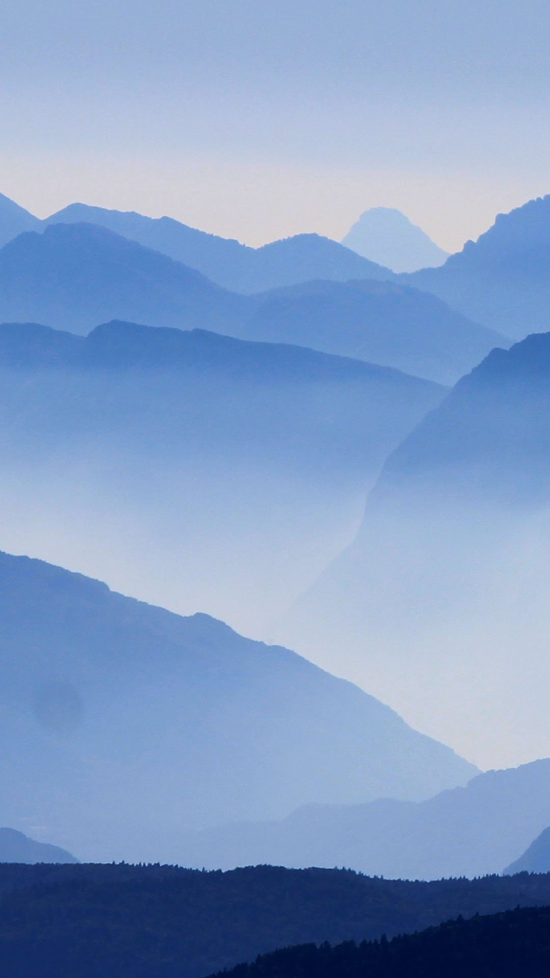 iphone 6s mountains 1080x1920