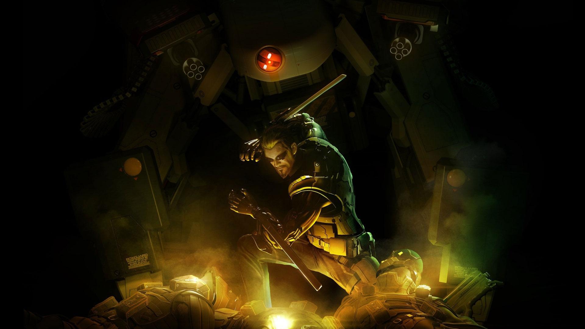 Deus Ex Human Revolution Wallpaper 1080P 142261 1920x1080
