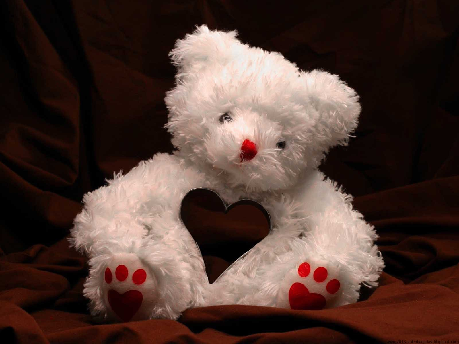 happy Teddy Day 2014  Teddy bear HD wallpapers and Quotes Valentine 1600x1200