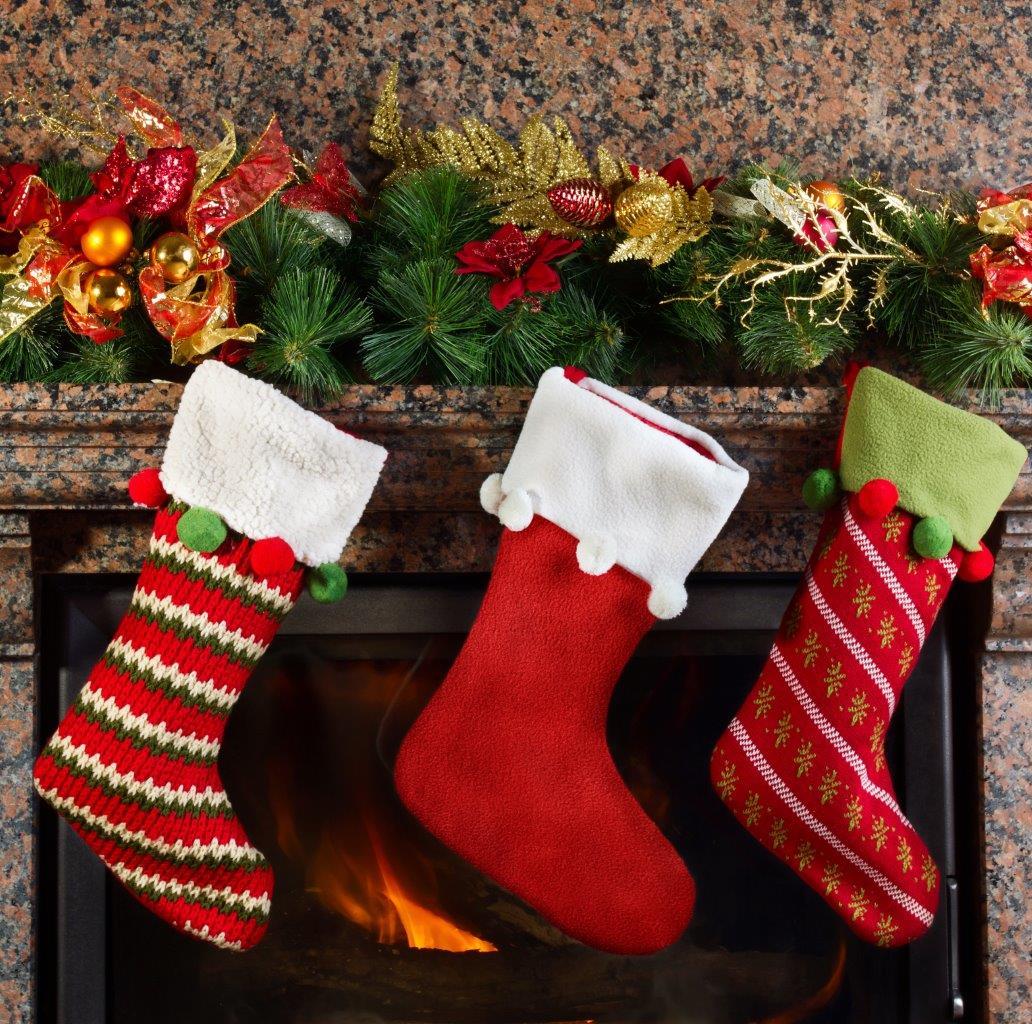 Christmas Stocking Wallpaper - WallpaperSafari