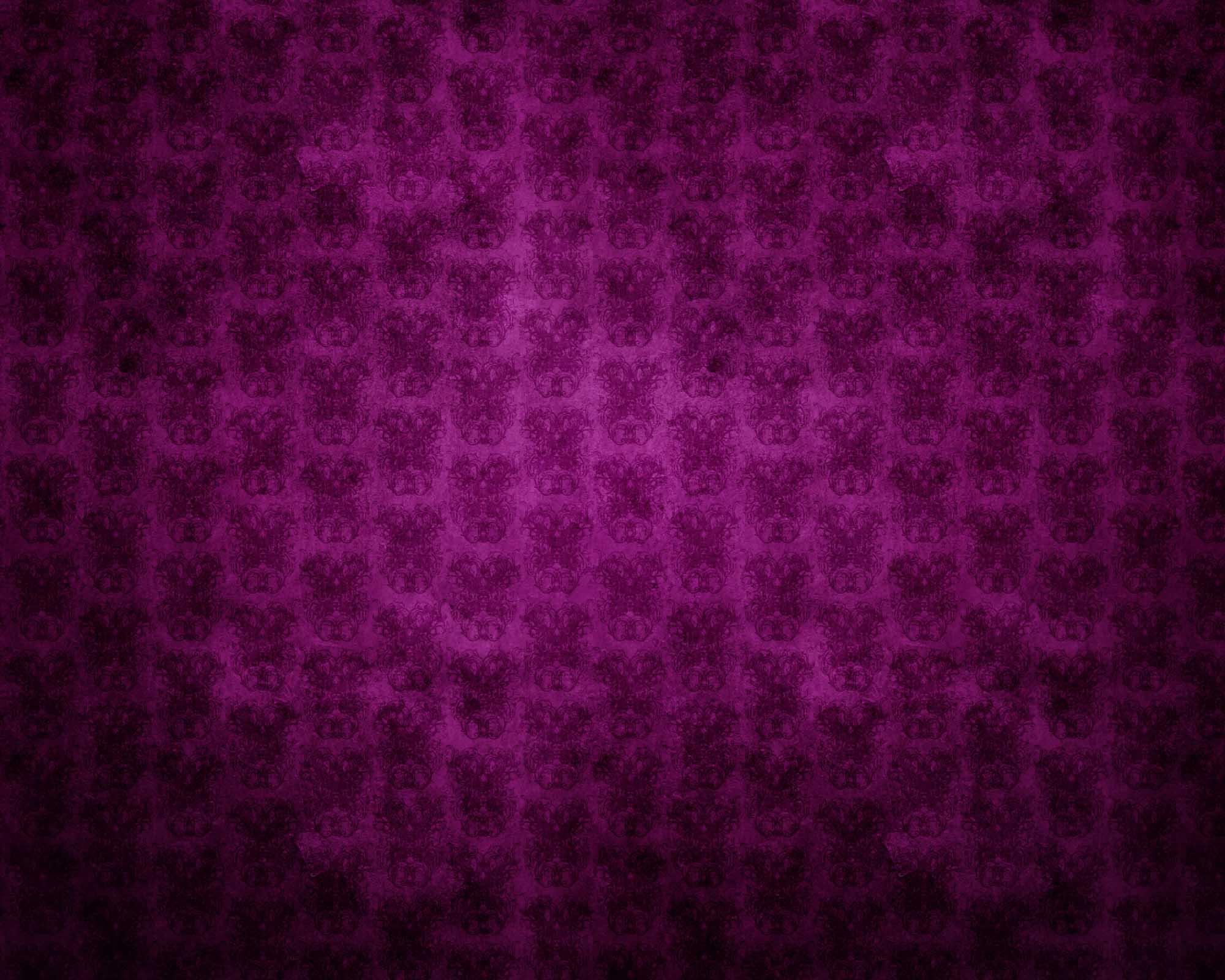 Purple Vintage Background 2000x1600