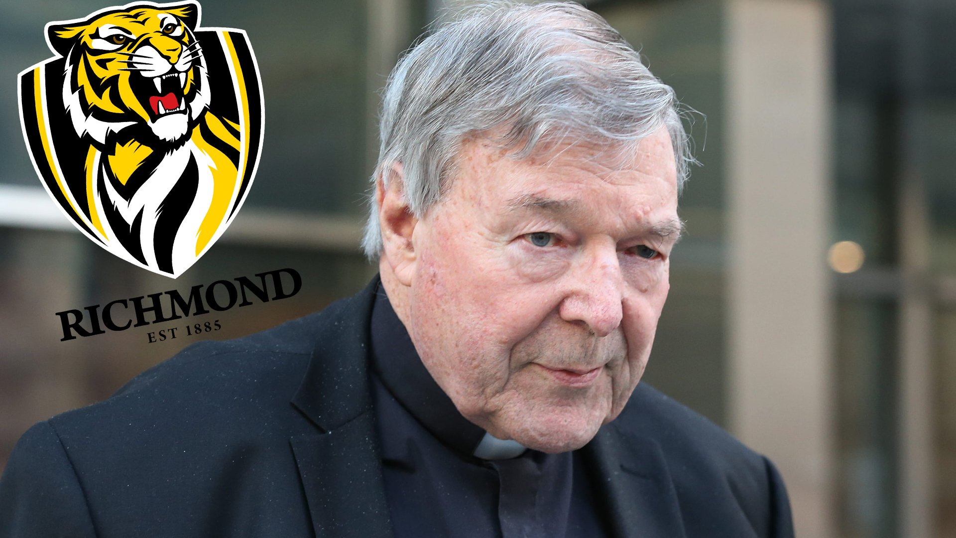 Richmond Football Club Make A Statement On George Pell   George 1920x1080