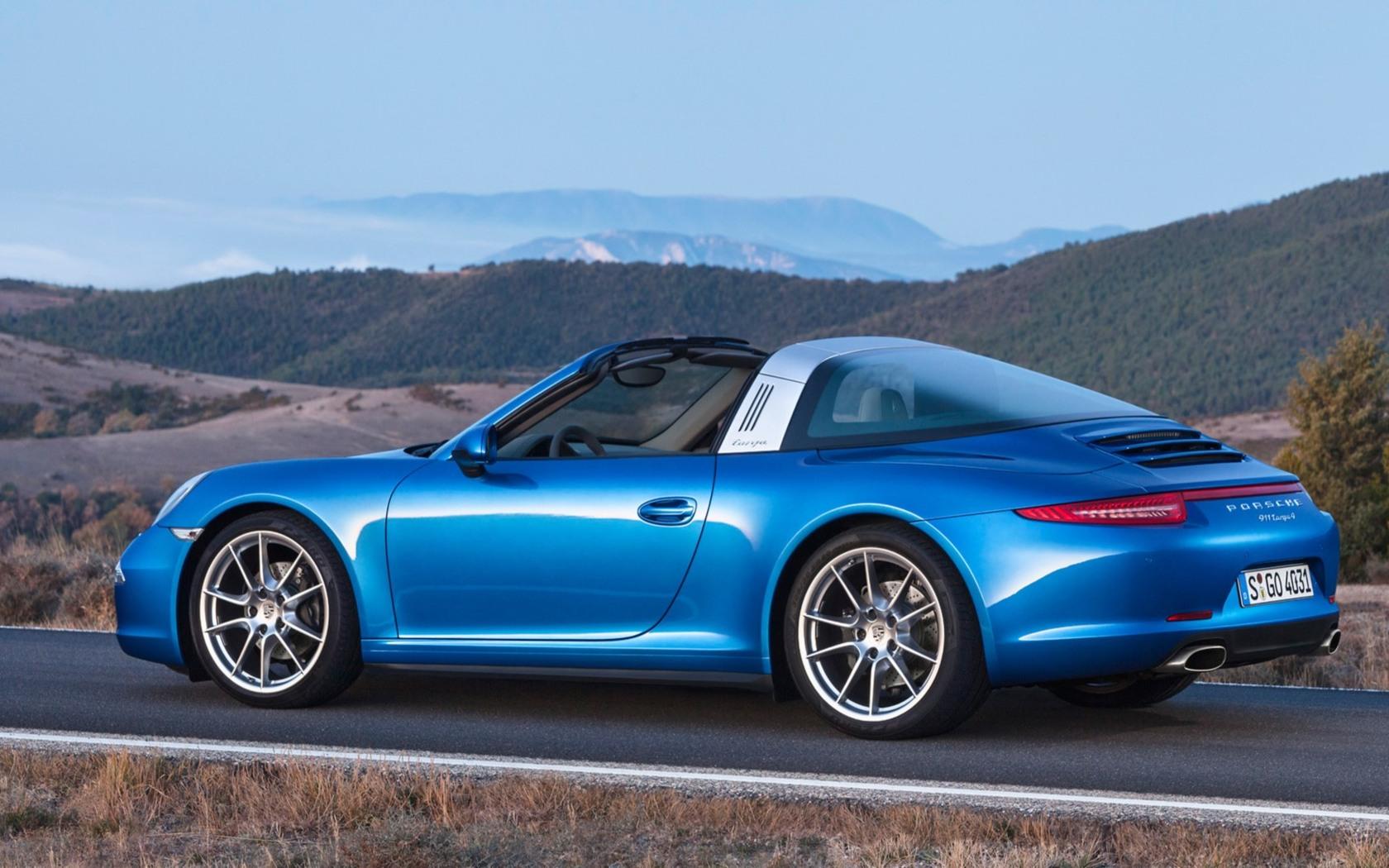 2015 Porsche 911 Targa wallpaper 33393 1680x1050