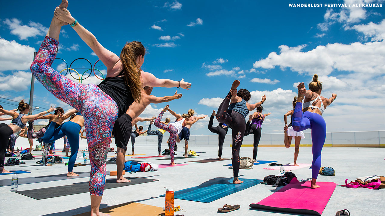 Wanderlust Yoga Festival at Squaw Valley in Lake Tahoe 1280x720