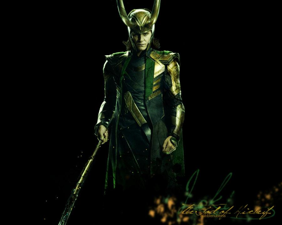 Loki Wallpaper by bubblenubbins 900x720