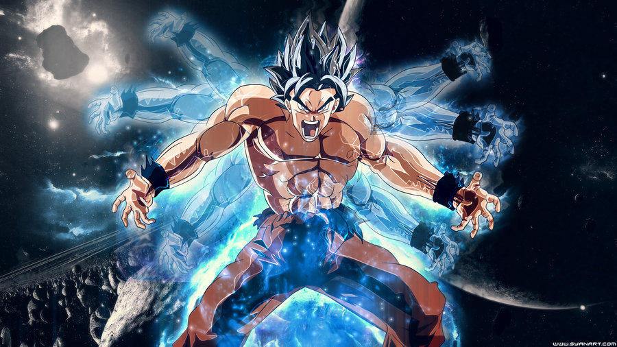 DBS   Migatte no Gokui 4K Wallpaper Ultra Instinct by 900x506