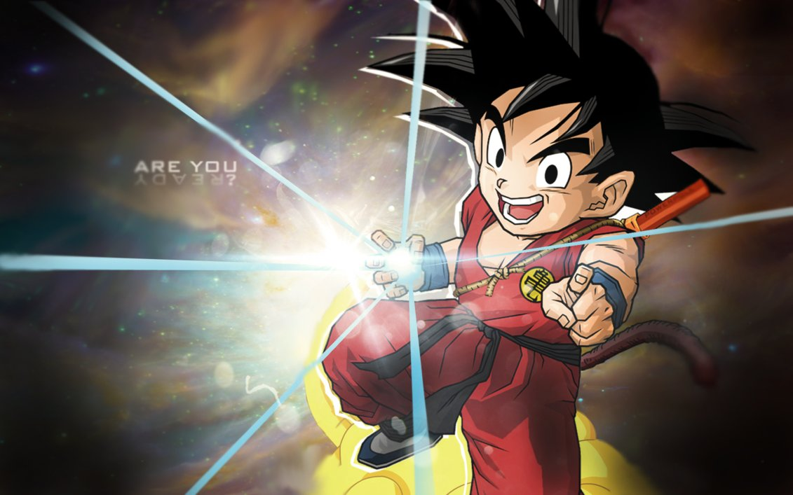 Kid Goku HD Wallpaper   Dragon Ball Goku Wallpaper 1920 x 1080 1131x707
