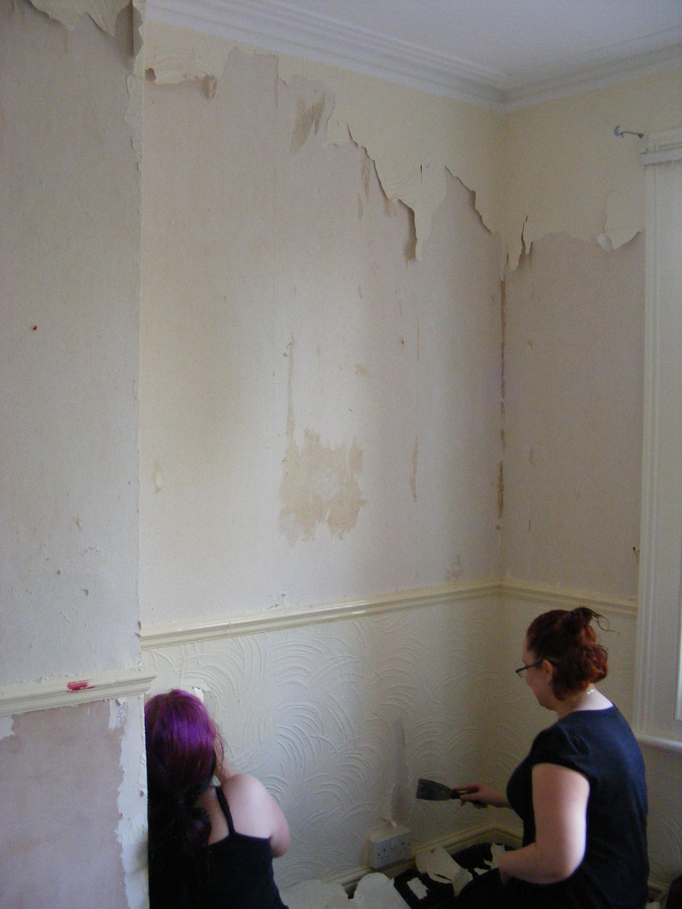How To Remove Wallpaper 768x1024